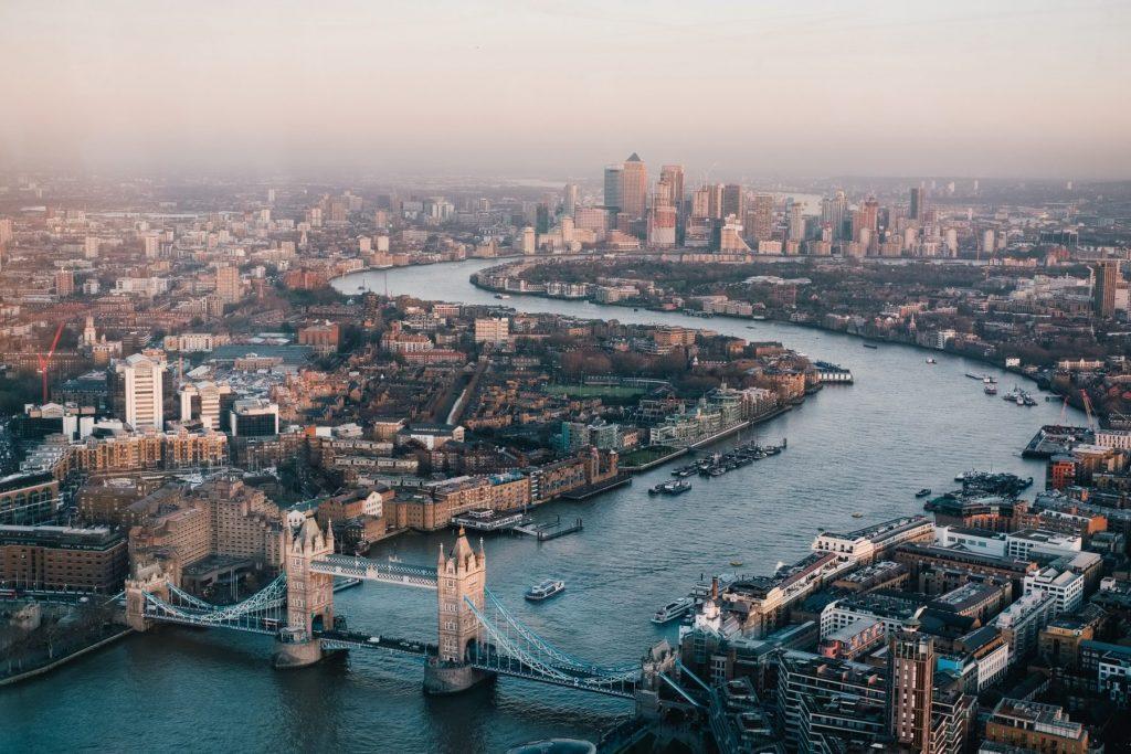 London View Thames
